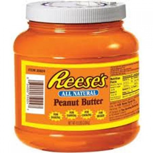REESE'S Pourable Peanut Butter - Individal Jars